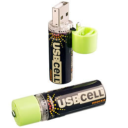 usbcell battery