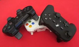 Nyko Raven, DualShock 3 ja Xbox 360 -ohjain