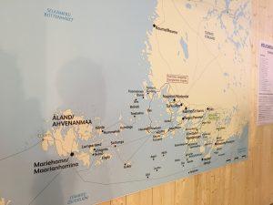 Turun saaristo: rengasreitti ja rannikkoreitti