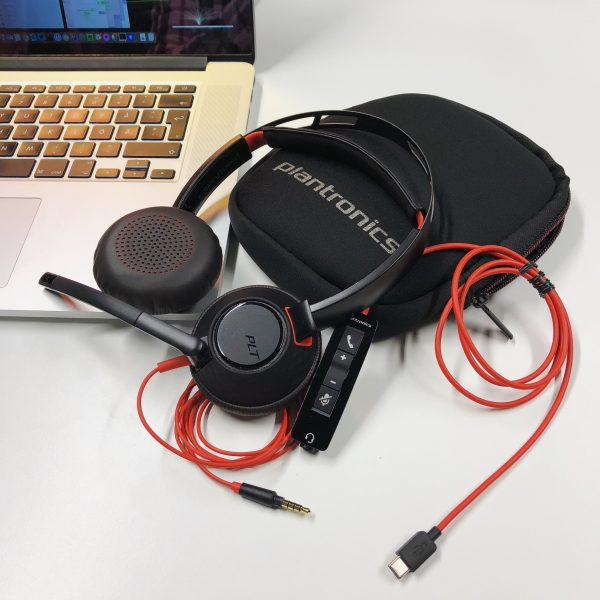 Plantronics Blackwire 5220 -kuulokkeet