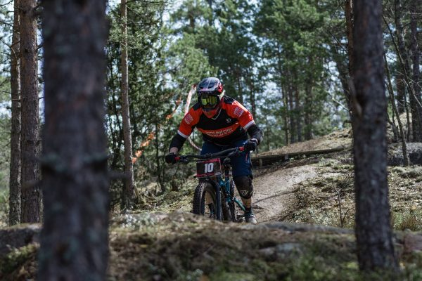 G-Form Enduro WarmUp 2018