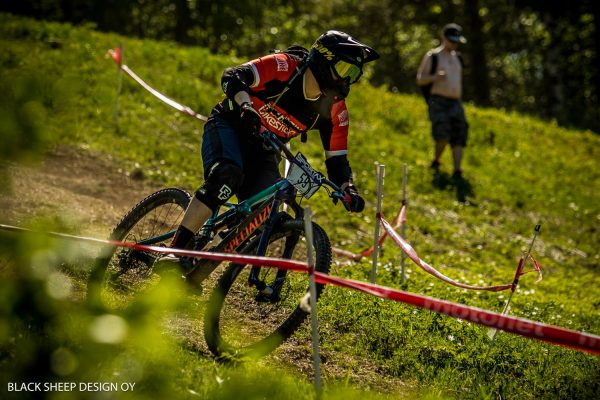 Sportax Enduro Series SM 1: Messilä